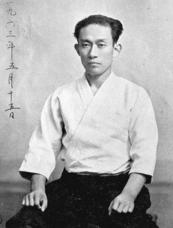 Kisshomaru Ueshiba 1963