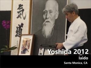Yoshida 2012 Iaido
