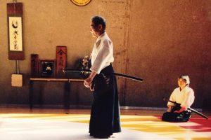 Shoji Nishio Aikido Iaido